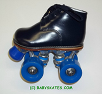 Our NEW Red Baby ROLLER Skate - enables your walking child to go ROLLER skating! Get your skates.